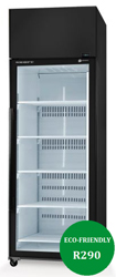Skope SKT650N-A-SS ActiveCore 1 Door Stainless Steel Display Fridge