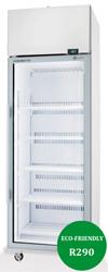 Skope TME650N-A Active Core 1 Door White Display Fridge