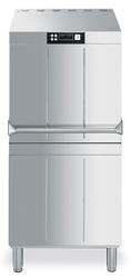 Smeg CWC621DH-1 Topline Fully Insulated Passthrough Dishwasher with Steam Heat Recovery