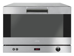 Smeg ALFA144GH1 4 Tray 3 Phase Humidified Convection Oven with Grill