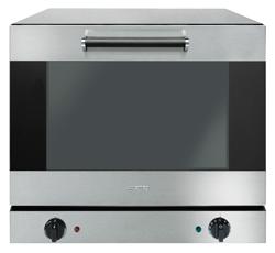 Smeg ALFA43XAU 4 Tray 10A Convection Oven