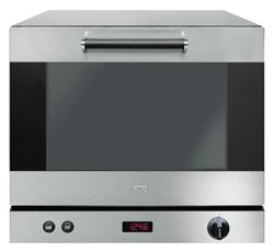 Smeg ALFA43XEH 4 Tray 15A Humidified Electronic Convection Oven