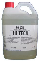 Smeg Hitech 2 x 5 Lt Bottles Dishwasher Detergent