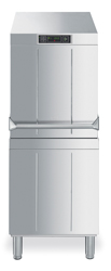 Smeg HTY511DHAUS Easyline Fully Insulated Passthrough Dishwasher with Steam Heat Recovery