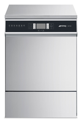 Smeg SWT262TDAUS Professional Double Basket Fresh Water System Dishwasher with Chemical Pumps