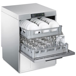 Smeg UD512DAUS Special Line Double Basket Fully Insulated Underbench Dishwasher