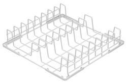 Smeg WB40D01 400x400mm Coated Wire Basket 8-Plate 315mm Dia