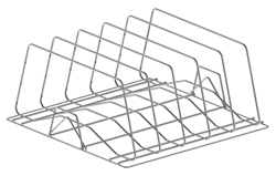 Smeg WB50T03 500x500mm Coated Wire Basket For Trays