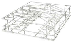 Smeg WB60D02 600x500mm Coated Wire Basket 18-Plate 320mm Dia