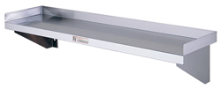 Simply Stainless SS10-2100 SS Wall Shelf