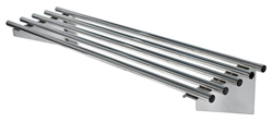 Simply Stainless SS11-2400 SS Pot Shelf