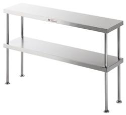 Simply Stainless SS13-1500 2 Tier Shelf