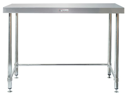 Simply Stainless SS01-0600LB SS Bench