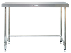 Simply Stainless SS01-0900LB SS Bench