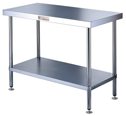 Simply Stainless SS01-1200 SS Bench