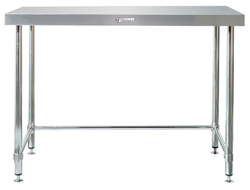 Simply Stainless SS01-1200LB SS Bench