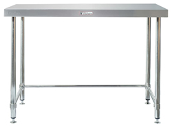 Simply Stainless SS01-1500LB SS Bench