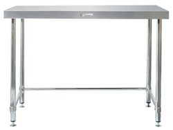 Simply Stainless SS01-1800LB SS Bench