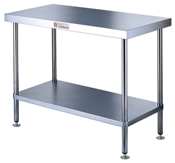 Simply Stainless SS01-2100 SS Bench