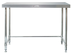 Simply Stainless SS01-2400LB SS Bench