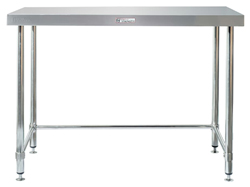 Simply Stainless SS01-7-1200LB SS Bench