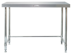 Simply Stainless SS01-7-1500LB SS Bench