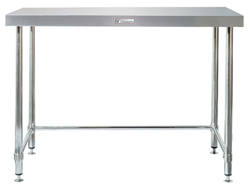 Simply Stainless SS01-7-2100LB SS Bench