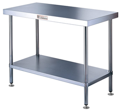 Simply Stainless SS01-7-2400 SS Bench