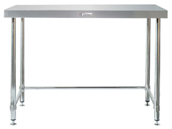 Simply Stainless SS01-7-2400LB SS Bench