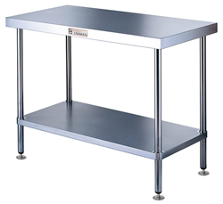 Simply Stainless SS01-9-2100 SS Bench
