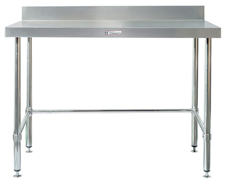 Simply Stainless SS02-1800LB SS Bench - Splashback