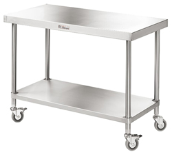 Simply Stainless SS03-0600 SS Mobile Bench