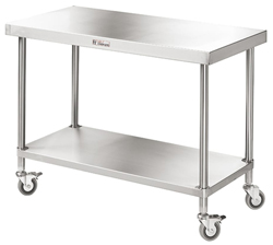 Simply Stainless SS03-1500 SS Mobile Bench
