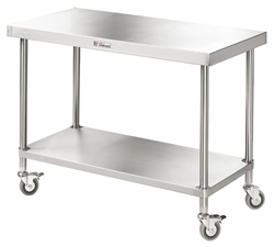 Simply Stainless SS03-7-1500 SS Mobile Bench