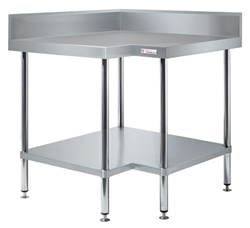 Simply Stainless SS04-7-900 SS Corner Bench