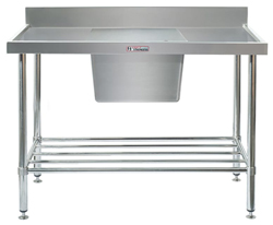 Simply Stainless SS05-1200 Sink Bench