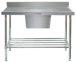 Simply Stainless SS05-1500 Sink Bench