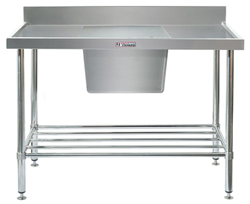 Simply Stainless SS05-1800 Sink Bench