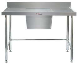 Simply Stainless SS05-2100LB Sink Bench