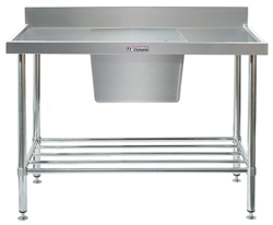 Simply Stainless SS05-7-0600 Sink Bench