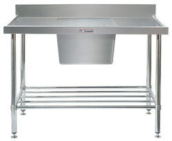 Simply Stainless SS05-7-1200 Sink Bench