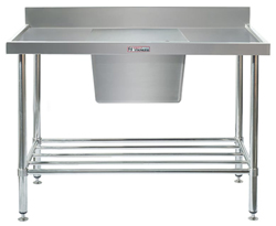 Simply Stainless SS05-7-1800 Sink Bench