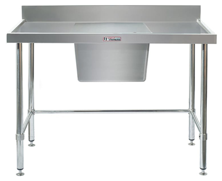 Simply Stainless SS05-7-1800LB Sink Bench