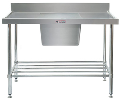 Simply Stainless SS05-7-2100 Sink Bench