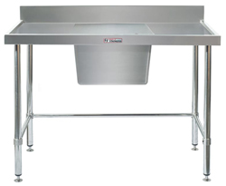 Simply Stainless SS05-7-2100LB Sink Bench