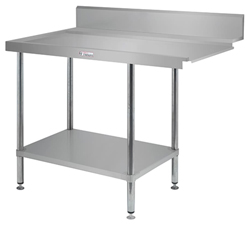 Simply Stainless SS07-7-1200 Dishwasher Outlet bench