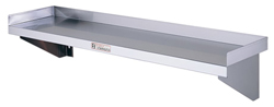 Simply Stainless SS10-0900 SS Wall Shelf
