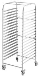 Simply Stainless SS16-1/1 SS GN Rack Trolley