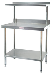Simply Stainless SS18-0900 Salamander Bench