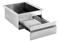 Simply Stainless SS19-GN SS GN Drawer